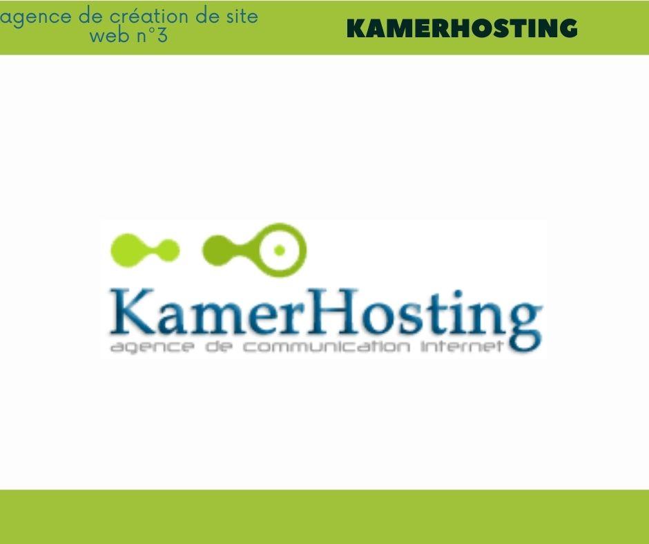 image bleu blanc vert noir avec le logo de l'entreprise au centre