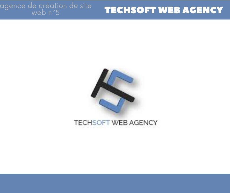 image bleu noir blanc avec le logo de l'entreprise au centre