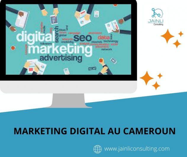 tableau présentant le marketing digital