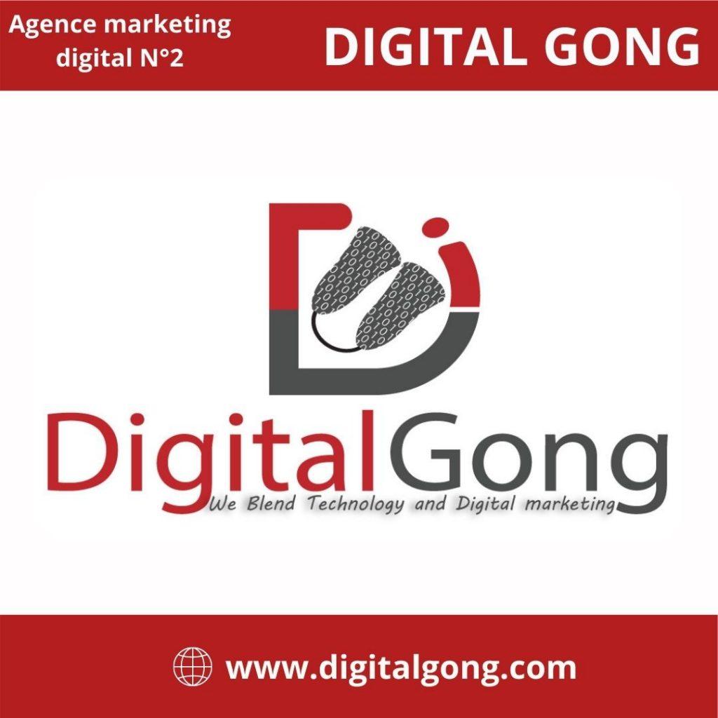 logo de digital gong