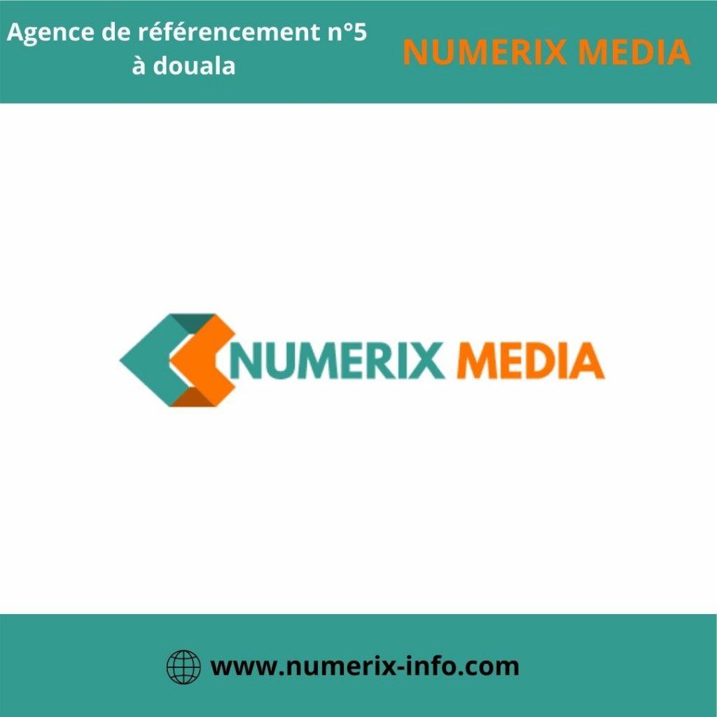 logo de numerix media